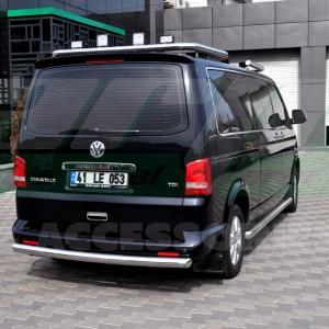 Bara protectie spate inox Vw Transporter T5 ,T6 2004+