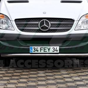 Bara protectie fata inox Mercedes Sprinter 2007+ W906