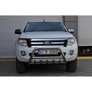 Bullbar bara protectie fata inox Ford Ranger cod WT003 Inform
