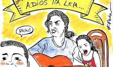 «Adíos tía Paty, Adíos tía Lela» ya es un himno!
