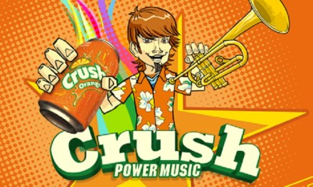 SE VIENE CON TODO EL CRUSH POWER MUSIC 2013