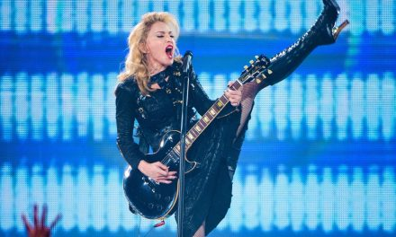 Madonna comenzó gira por Brasil