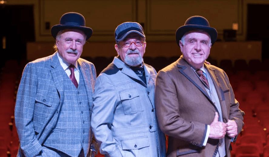 """¡Imparable!: """"Viejos de mierda"""" sigue con nuevas funciones en el Teatro Nescafé"""