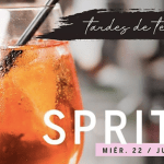 Tardes de Spritz en La Brasserie