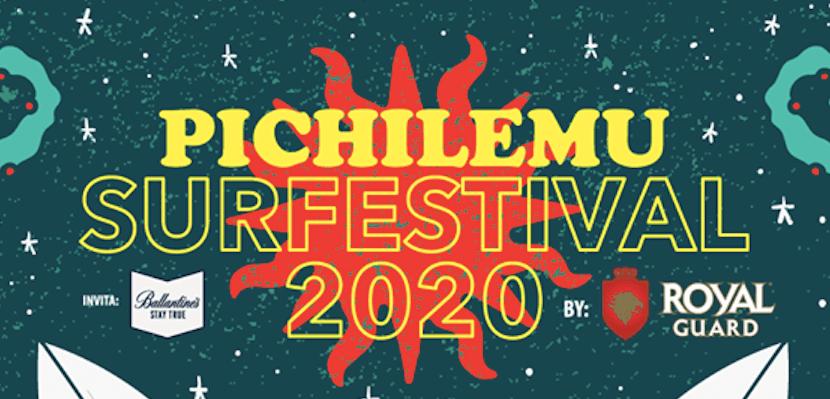 BALLANTINE´S TE INVITA AL SURFESTIVAL 2020