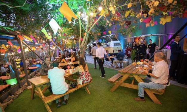 """""""Enjoy The Trucks"""": nuevo espacio que combina entretención y gastronomía urbana"""