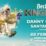 Becker Kingdom: La épica fiesta que quedará escrita como una de las más épicas de Viña del Mar