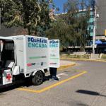 Hecho en Chile: Presentan el primer vacunatorio eléctrico móvil del país