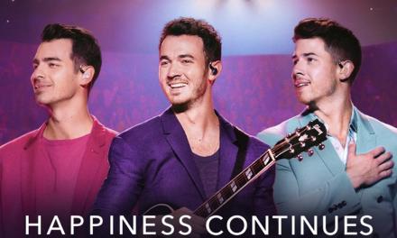 Estreno Jonas Brother Concert Film en Amazon Prime Video