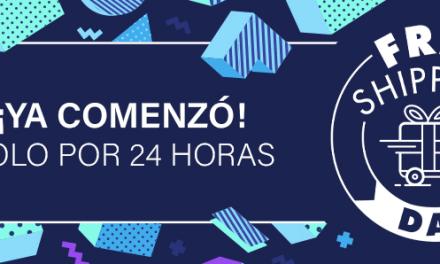 Ecomsur lanza Free Shipping Day con envíos costo cero en más de 25 reconocidas marcas para todo Chile