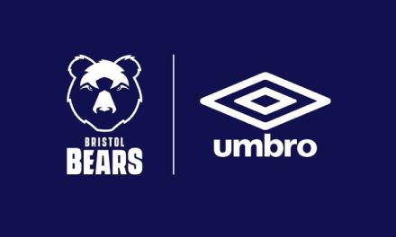 England Rugby & Bristol Bears: UMBRO INGRESA EN GRANDE A LA ESCENA DEL RUGBY MUNDIAL