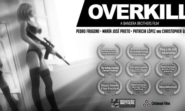 OVERKILL: Youtube Avant Premiere