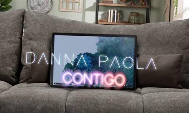 DANNA PAOLA ESTRENA EL VIDEO OFICIAL DE «CONTIGO»