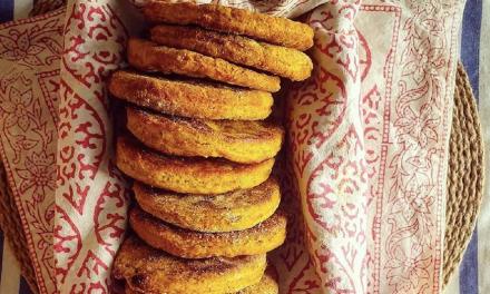 ¿Con ganas de sopaipillas? Connie Achurra enseña su receta sin fritura ni manteca