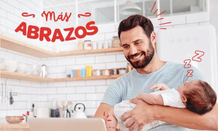 """Huggies lanza """"Más Abrazos"""", su primera plataforma e-commerce"""