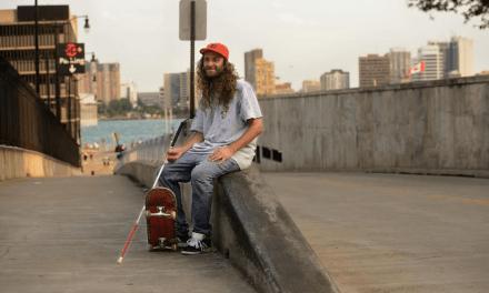 """El skater no vidente Dan Mancina, protagoniza el tercer capítulo de  """"Skate Tales"""""""