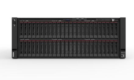 Lenovo ofrece inteligencia empresarial con soluciones diseñadas a medida para el análisis y la carga de trabajo en Inteligencia Artificial