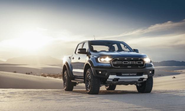 Ford Chile completa su fuerza con el esperado arribo de New Ranger Raptor