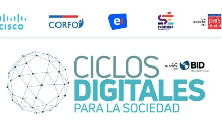 Ciclos Digitales Para la Sociedad:  Tecnologías al servicio de las ciudades del siglo XXI