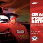 FÓRMULA 1: GRAN PREMIO DE ESTIRIA POR FOX SPORTS PREMIUM