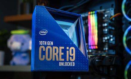 Ya está en Chile la 10ª generación de Intel para DEsKTOPs Y NOTEBOOKS