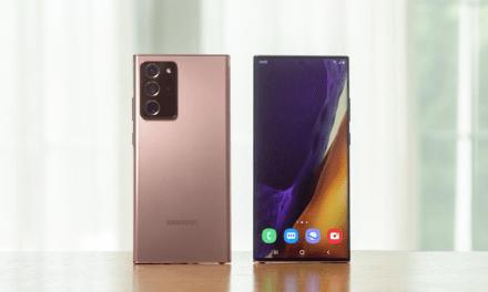 Primer vistazo: Unboxing del Galaxy Note20 Ultra