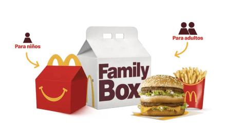 ¡Disfrutemos en familia! Este fin de semana ¡La Family Box viene con doble juguete!