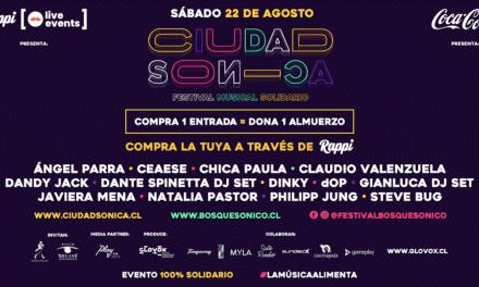 """Bosque Sónico Presenta: FESTIVAL """"CIUDAD SÓNICA"""""""