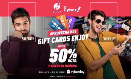 Cyberday de Enjoy ofrece espectaculares descuentos con hasta un 70%
