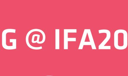 LG invita a los consumidores en todo el mundo a conectarse a IFA 2020