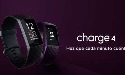 Review Fitbit Charge 4: Un estiloso y útil dispositivo para tiempos de cambios