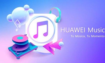 Sin publicidad y con poderosos ajustes de calidad, así es HUAWEI Música