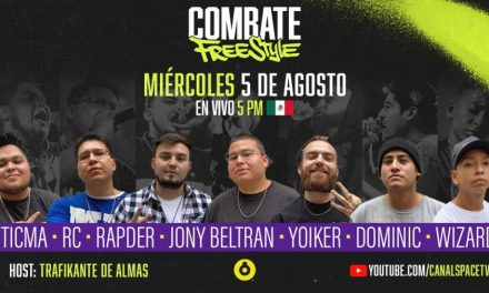 SPACE PRESENTA COMBATE FREESTYLE