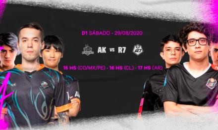 All Knights y Rainbow 7 protagonizarán la gran final de la LLA Clausura 2020 este sábado 29 de agosto