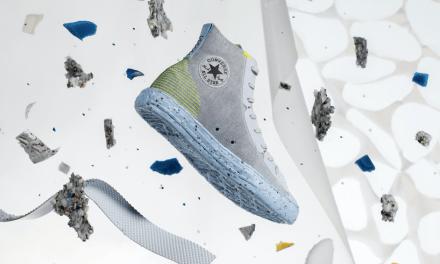 Converse adopta los principios del diseño futurista con sus nuevas Chuck Taylor All Star Crater