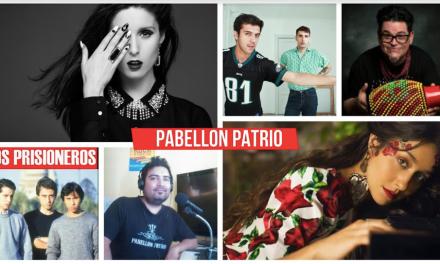 PABELLON PATRIO 6 años apoyando la música nacional