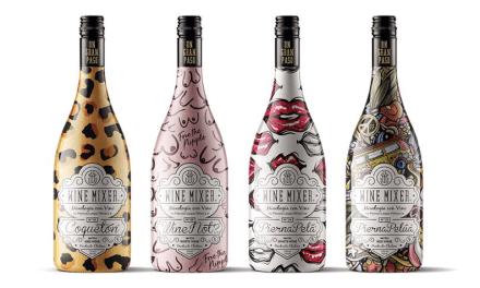 """PIERNAS LARGAS WINERY ESTRENA WINE MIXER, PRIMER COCTEL A BASE DE VINO """"READY TO DRINK"""""""