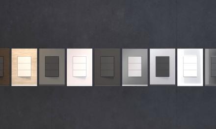 Orion Class: las placas de enchufes e interruptores también son parte de la decoración de interiores