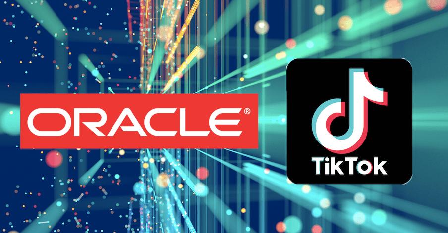 Oracle es elegido como el proveedor de seguridad de la nube de TikTok