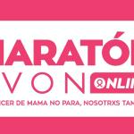 Maratón Online se tomará las redes sociales para concientizar sobre el cáncer de mama