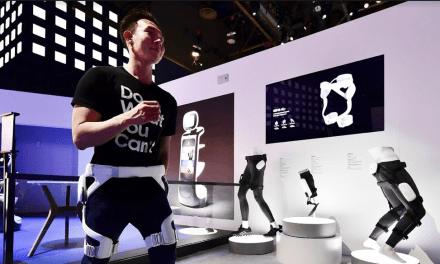 Robot de asistencia personal GEMS Hip de Samsung es el primero en obtener certificación de seguridad