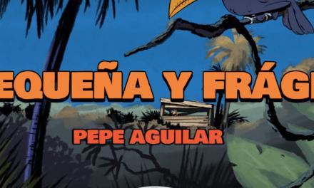 """Pepe Aguilar lanza su nuevo tema """"Pequeña y frágil"""""""