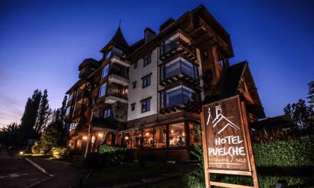 HOTEL PUELCHE : TODO LISTO PARA SU REAPERTURA