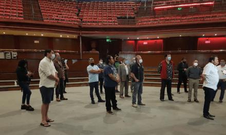 Representantes de diversas áreas culturales se unen para  reactivación del sector
