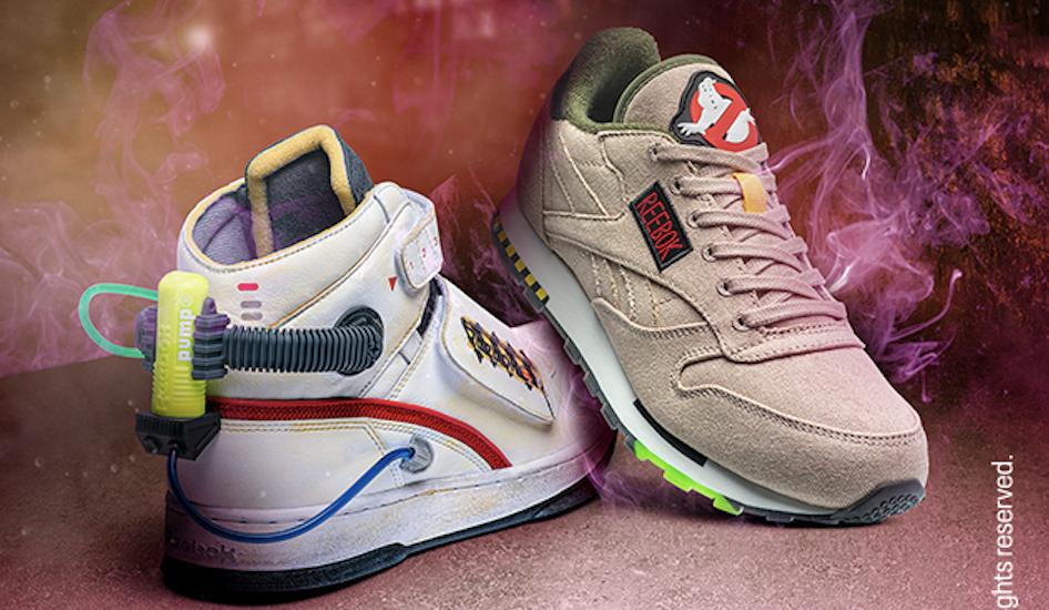 El portal está abierto: la cápsula de calzado y ropa Ghostbusters™ x Reebok ya está disponible en Chile