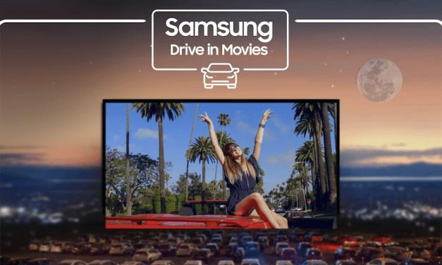 """""""Samsung Drive In Movies"""" en CasaPiedra suma nuevas películas, horarios y concursos"""