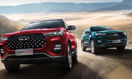 CHERY SE POSICIONA EN EL TOP 3 DE SUV EN 2020 Y FIJA EXPECTATIVAS 2021