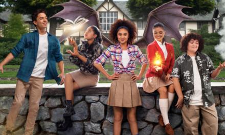 El 5 de marzo la magia llega a Disney Channel con el estreno de la nueva película original  UPSIDE DOWN MAGIC: ESCUELA DE MAGIA