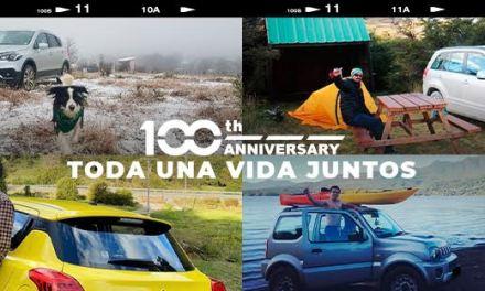 Cuenta tu historia con Suzuki  y celebra los 100 años de la marca con un 0 kilómetro