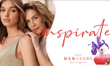 HERSTORY LOVE INSPIRES de AVON : ¿Cuál es tu inspiración?